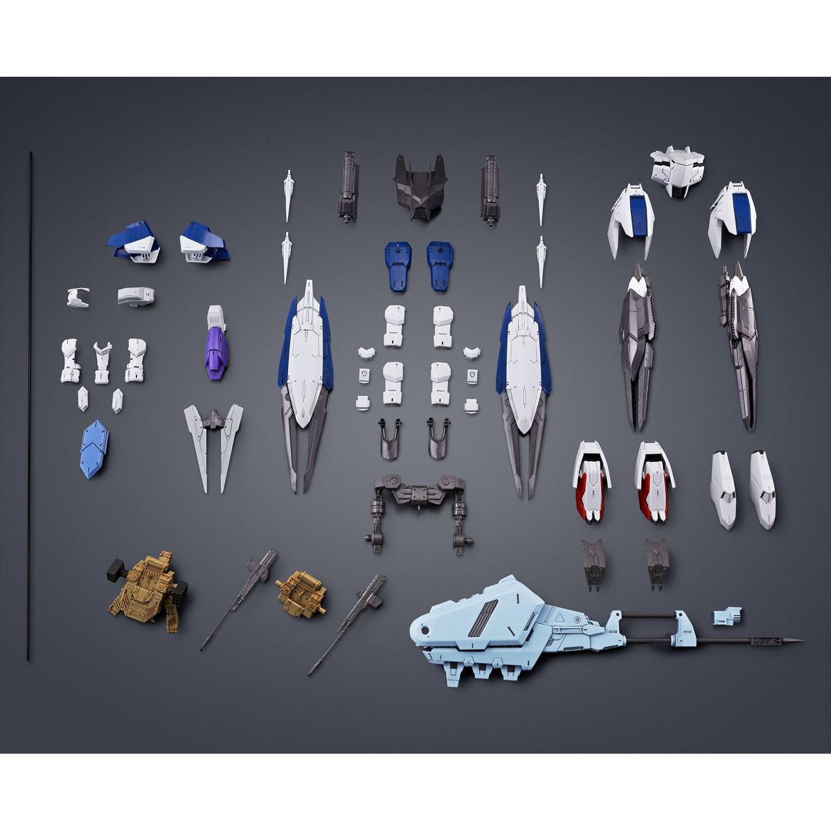 【限定販売】MG 1/100『ガンダムバルバトス用 拡張パーツセット』鉄血のオルフェンズ プラモデル-002