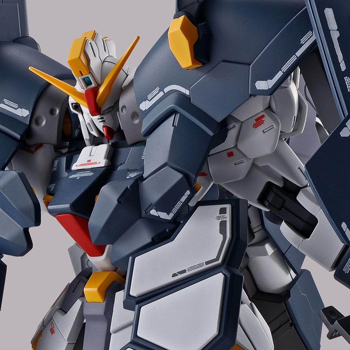 【限定販売】MG 1/100『ガンダムサンドロックEW(アーマディロ装備)』ガンダムW プラモデル-001