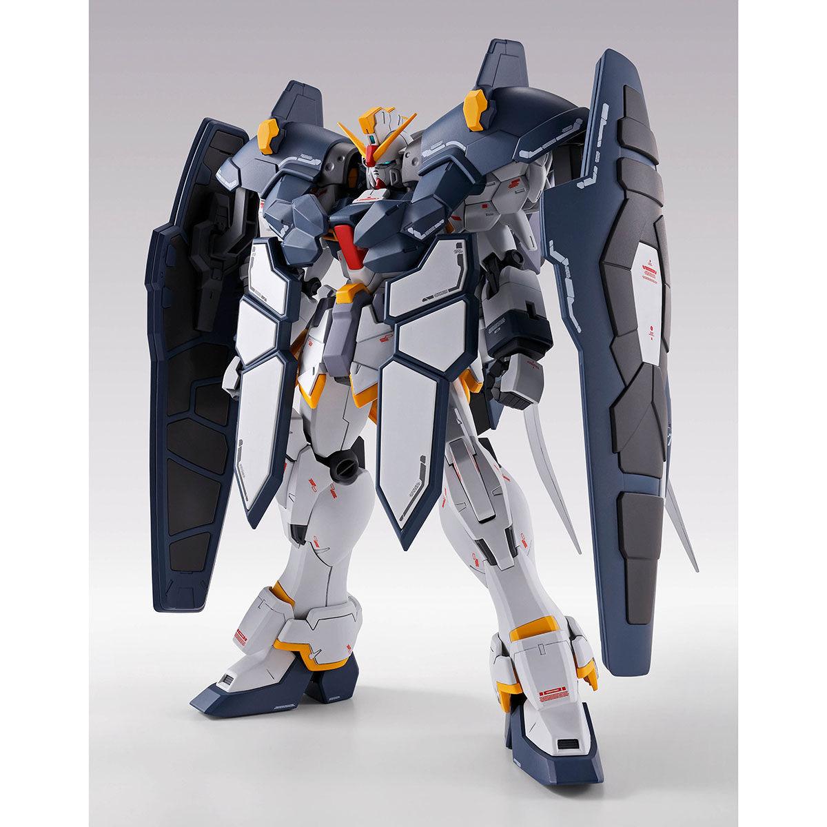 【限定販売】MG 1/100『ガンダムサンドロックEW(アーマディロ装備)』ガンダムW プラモデル-002