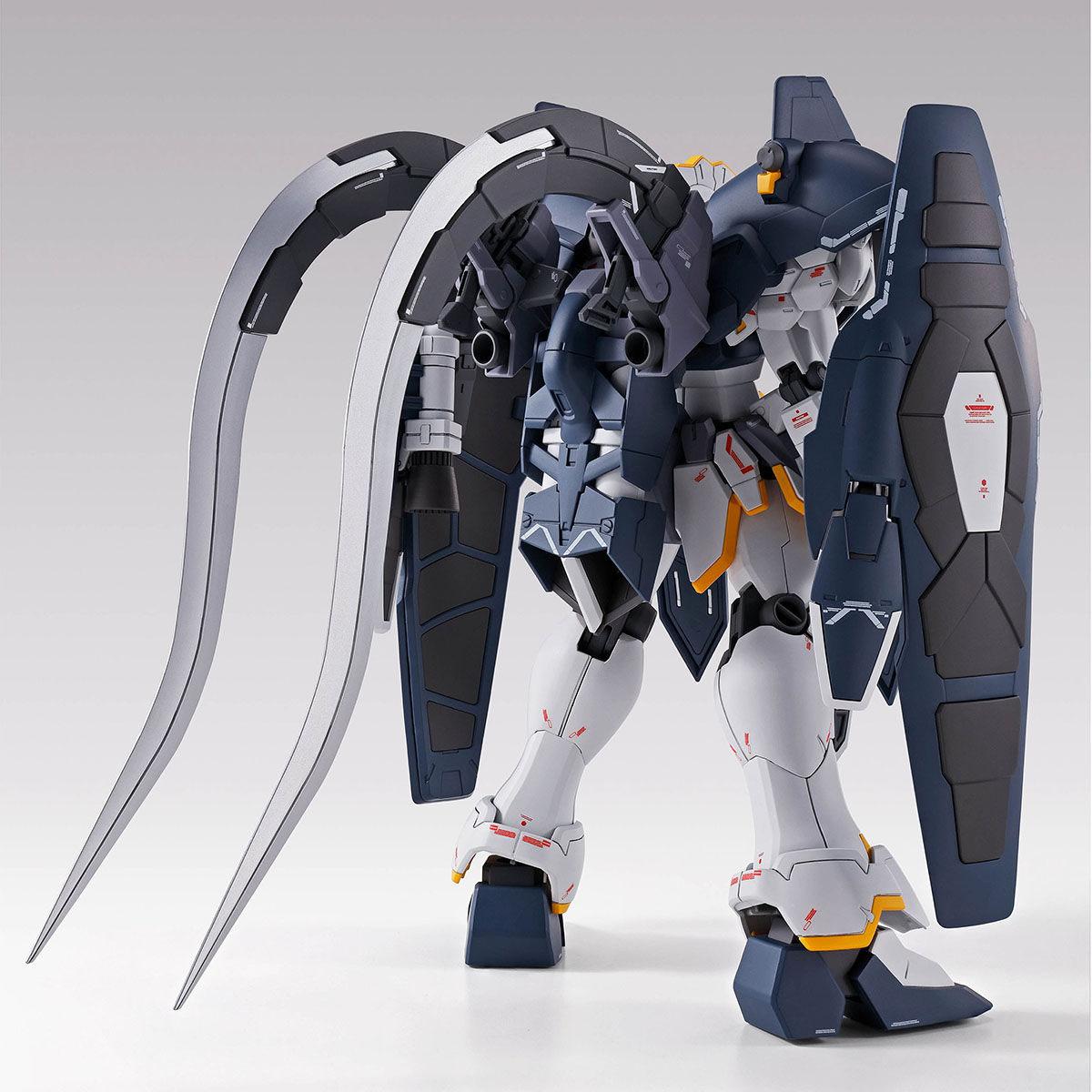 【限定販売】MG 1/100『ガンダムサンドロックEW(アーマディロ装備)』ガンダムW プラモデル-003