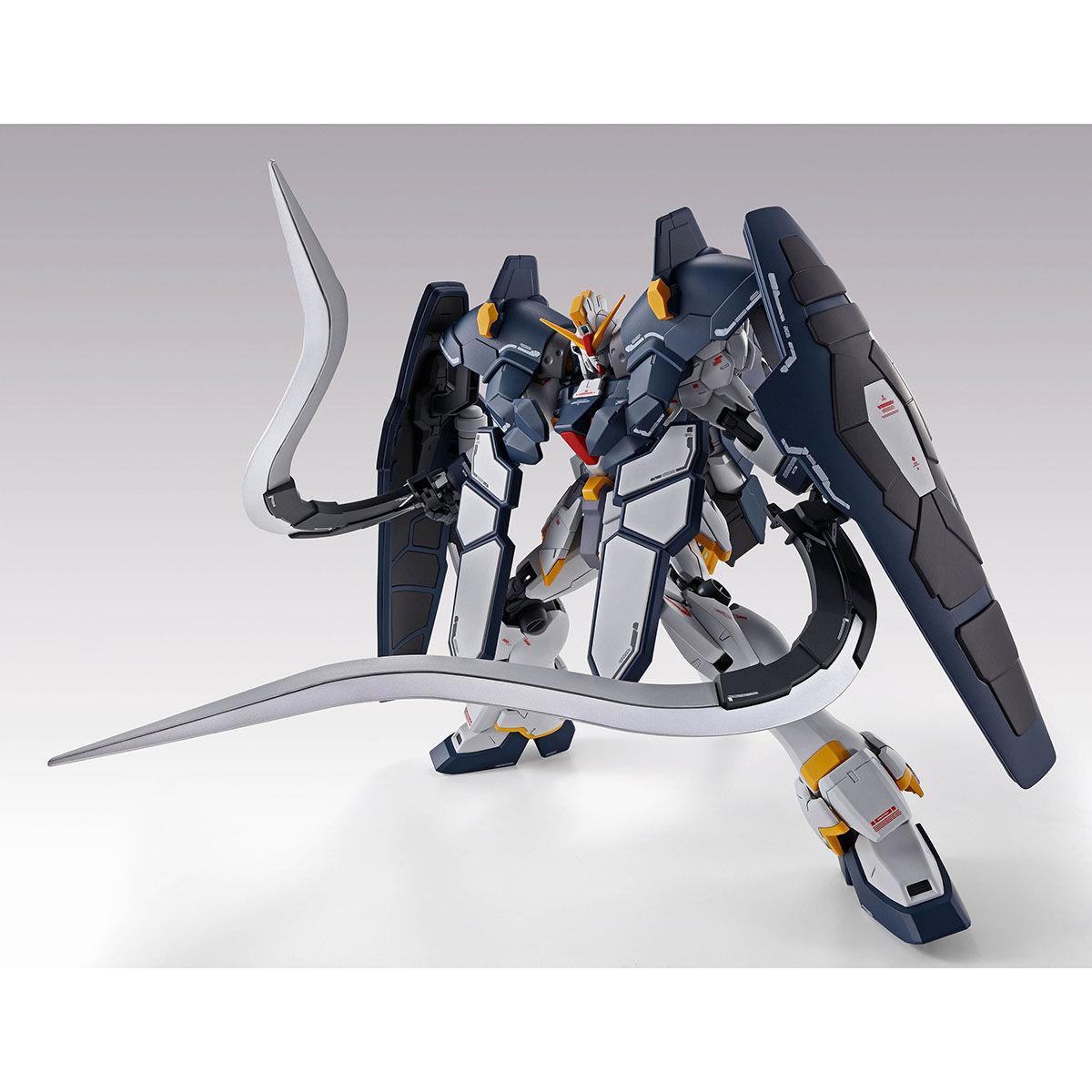 【限定販売】MG 1/100『ガンダムサンドロックEW(アーマディロ装備)』ガンダムW プラモデル-004