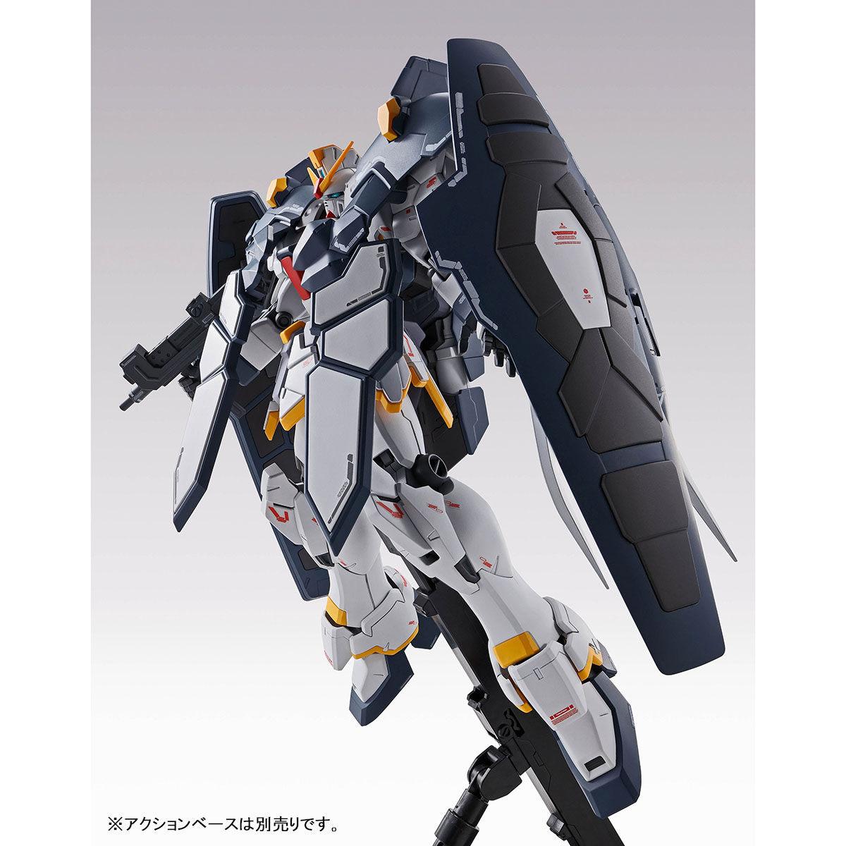 【限定販売】MG 1/100『ガンダムサンドロックEW(アーマディロ装備)』ガンダムW プラモデル-005