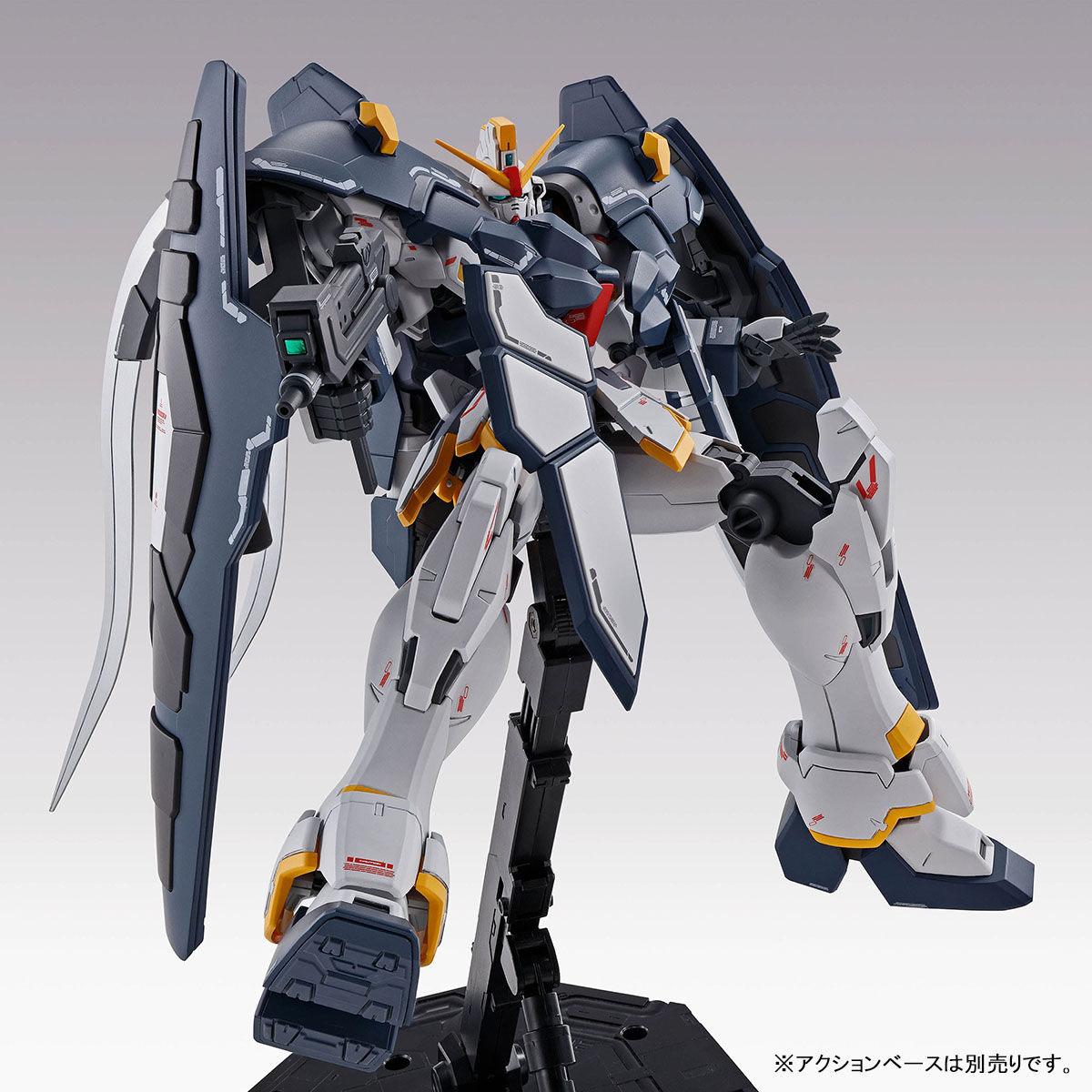 【限定販売】MG 1/100『ガンダムサンドロックEW(アーマディロ装備)』ガンダムW プラモデル-006