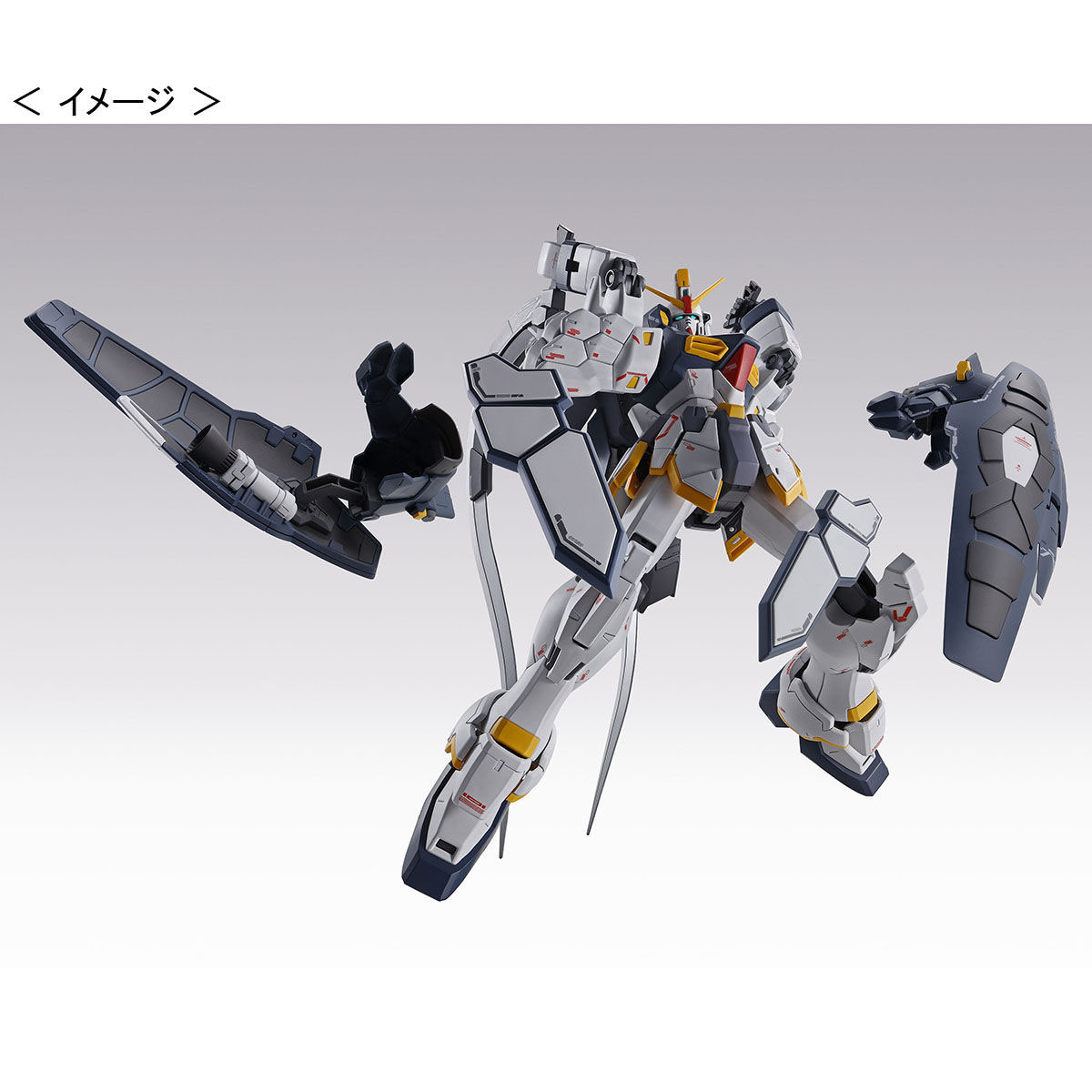 【限定販売】MG 1/100『ガンダムサンドロックEW(アーマディロ装備)』ガンダムW プラモデル-007