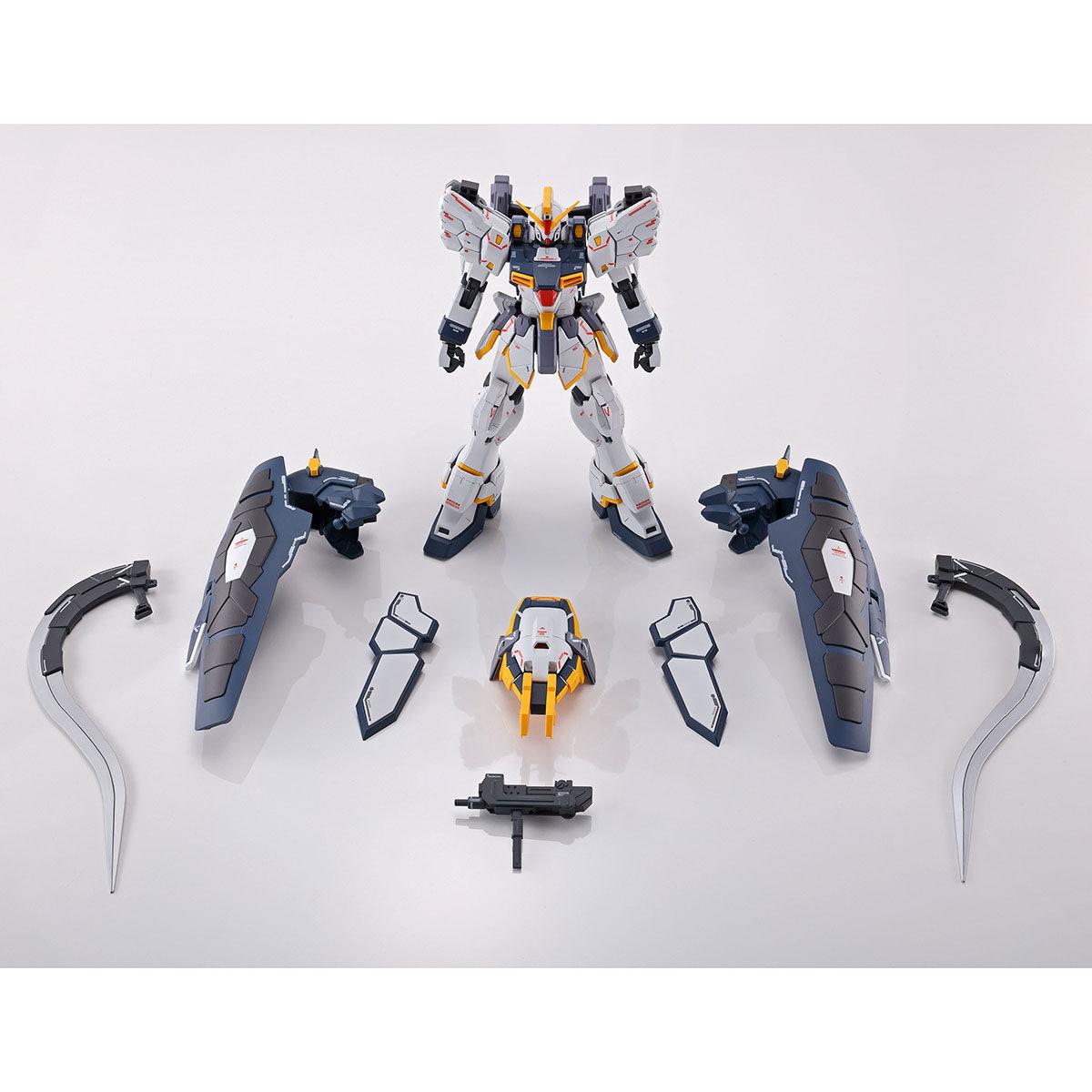 【限定販売】MG 1/100『ガンダムサンドロックEW(アーマディロ装備)』ガンダムW プラモデル-008