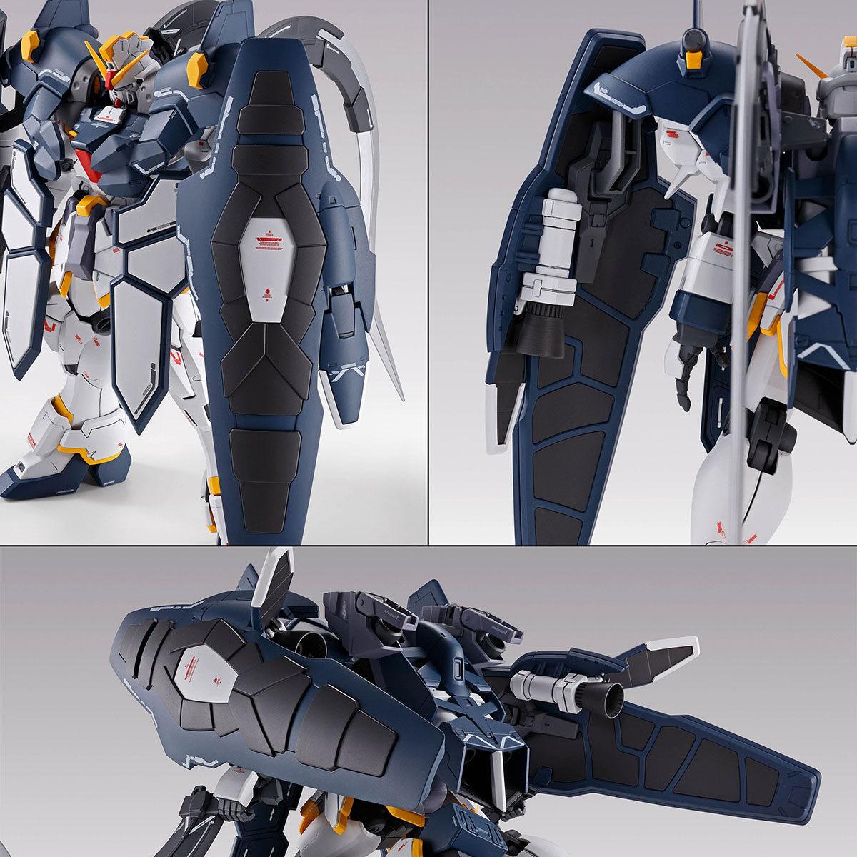 【限定販売】MG 1/100『ガンダムサンドロックEW(アーマディロ装備)』ガンダムW プラモデル-009