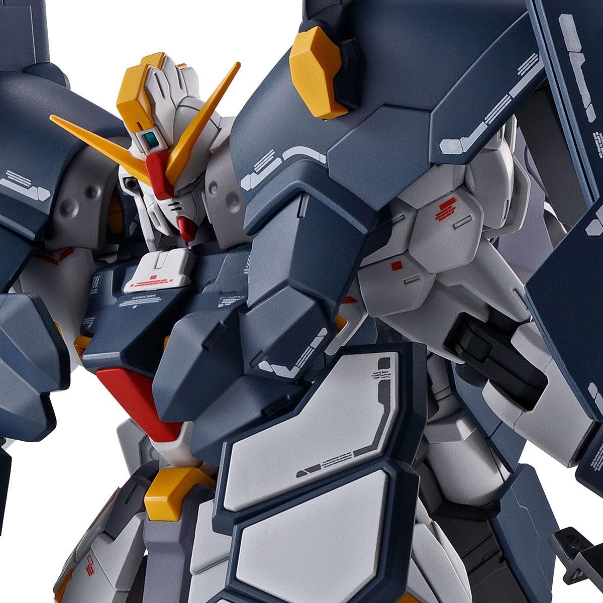 【限定販売】MG 1/100『ガンダムサンドロックEW(アーマディロ装備)』ガンダムW プラモデル-010