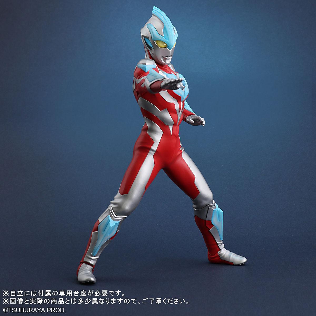 大怪獣シリーズ ULTRA NEW GENERATION『ウルトラマンギンガ』完成品フィギュア-003