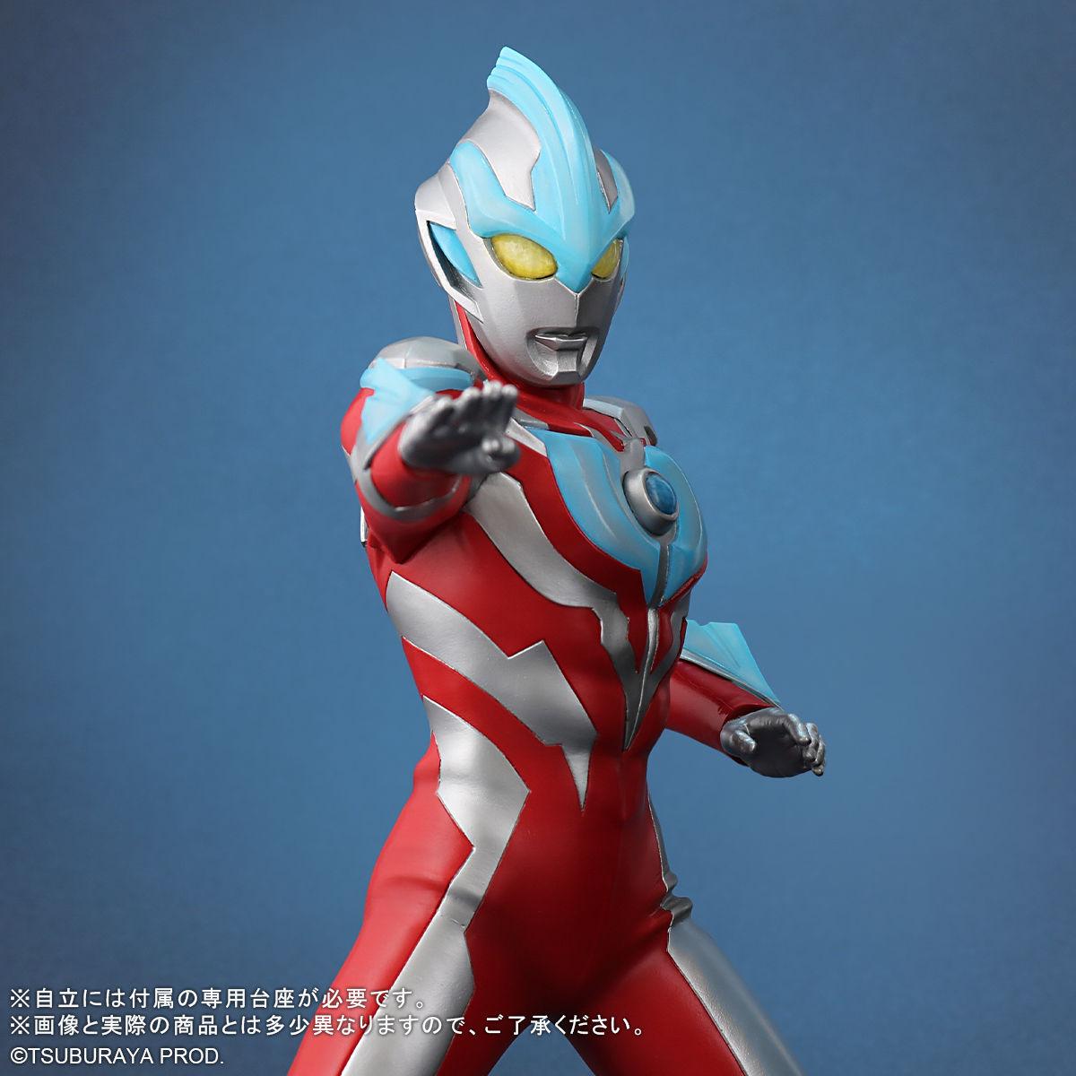 大怪獣シリーズ ULTRA NEW GENERATION『ウルトラマンギンガ』完成品フィギュア-004