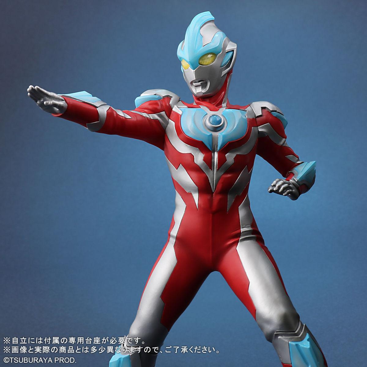 大怪獣シリーズ ULTRA NEW GENERATION『ウルトラマンギンガ』完成品フィギュア-005