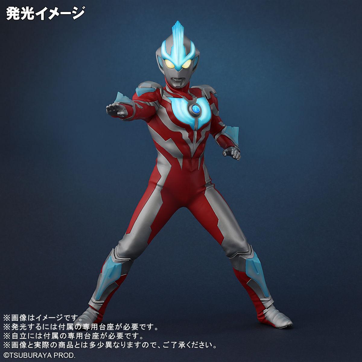 大怪獣シリーズ ULTRA NEW GENERATION『ウルトラマンギンガ』完成品フィギュア-008
