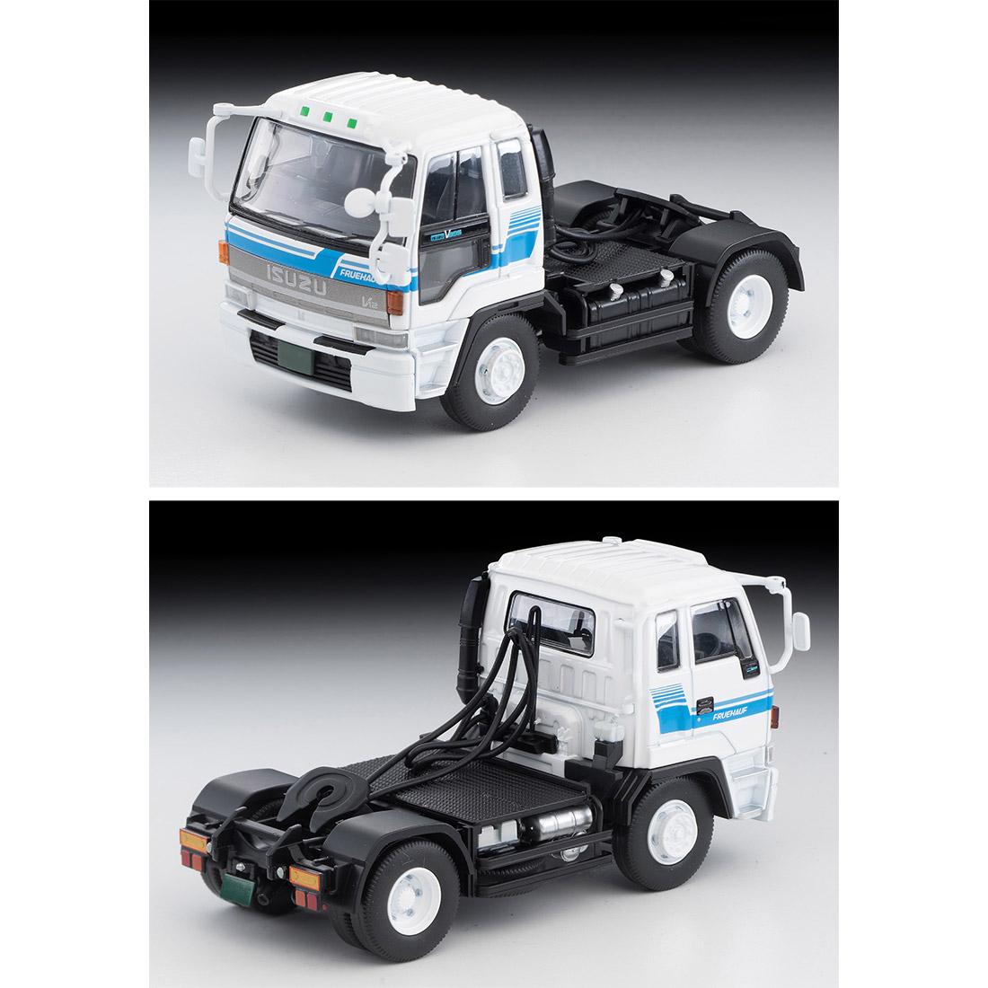 トミカリミテッド ヴィンテージ ネオ TLV-NEO『LV-N211a いすゞ810EX ウイングルーフトレーラ』ミニカー-003