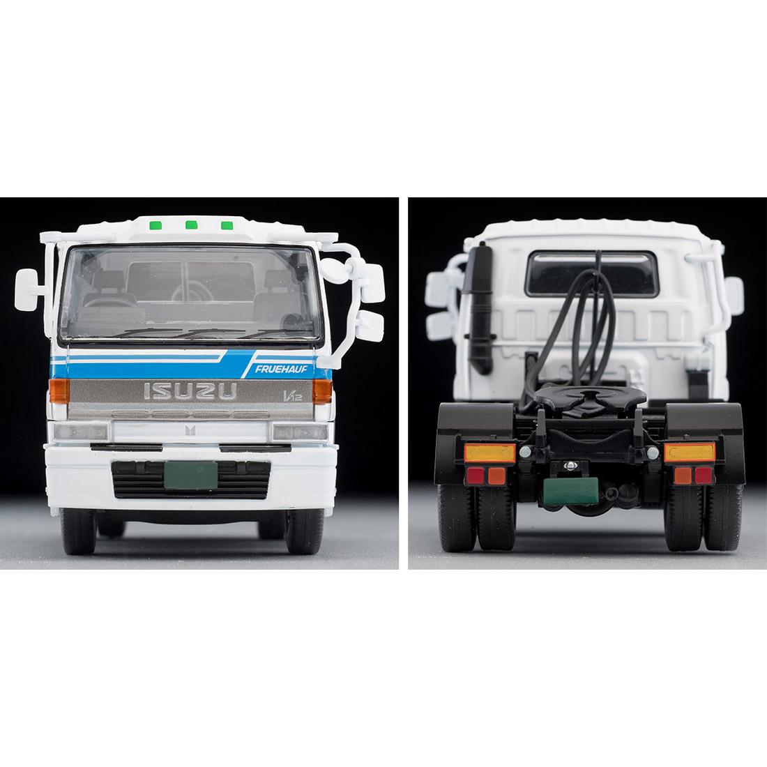 トミカリミテッド ヴィンテージ ネオ TLV-NEO『LV-N211a いすゞ810EX ウイングルーフトレーラ』ミニカー-004