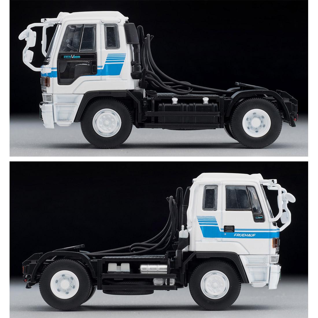 トミカリミテッド ヴィンテージ ネオ TLV-NEO『LV-N211a いすゞ810EX ウイングルーフトレーラ』ミニカー-005