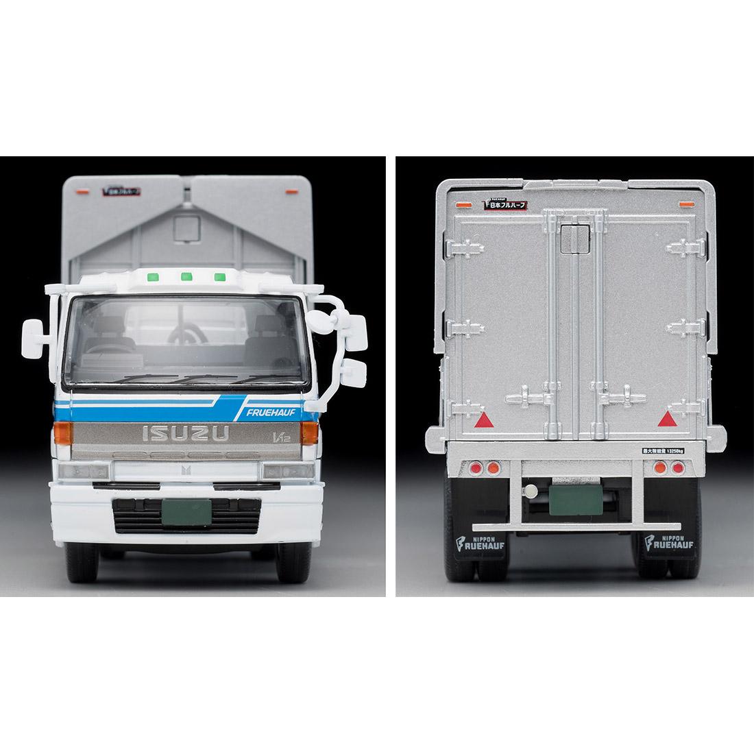 トミカリミテッド ヴィンテージ ネオ TLV-NEO『LV-N211a いすゞ810EX ウイングルーフトレーラ』ミニカー-007