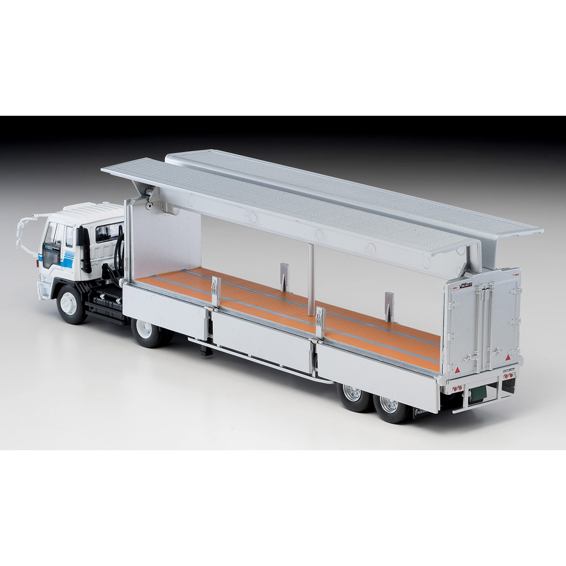 トミカリミテッド ヴィンテージ ネオ TLV-NEO『LV-N211a いすゞ810EX ウイングルーフトレーラ』ミニカー-009