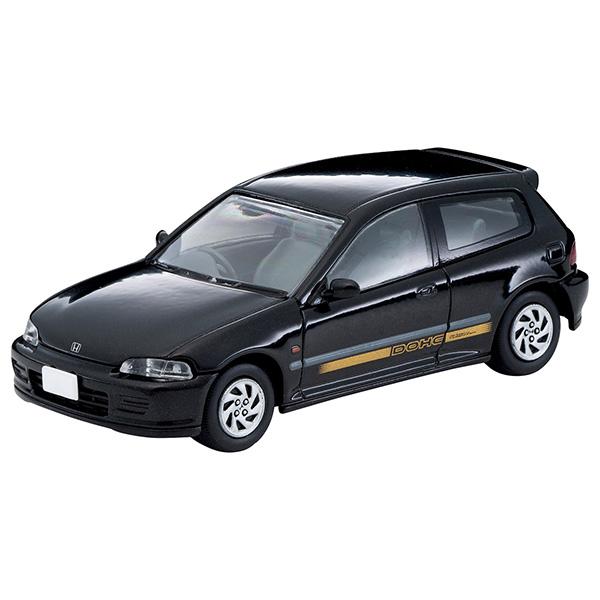 トミカリミテッド ヴィンテージ ネオ TLV-NEO『LV-N210a シルビアHBターボZSE(黒)』1/64 ミニカー