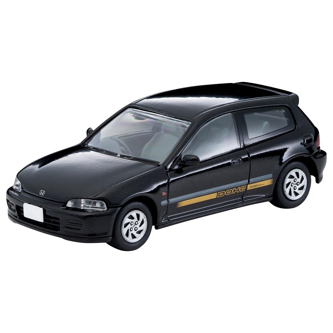 トミカリミテッド ヴィンテージ ネオ TLV-NEO『LV-N210a シルビアHBターボZSE(黒)』1/64 ミニカー-001