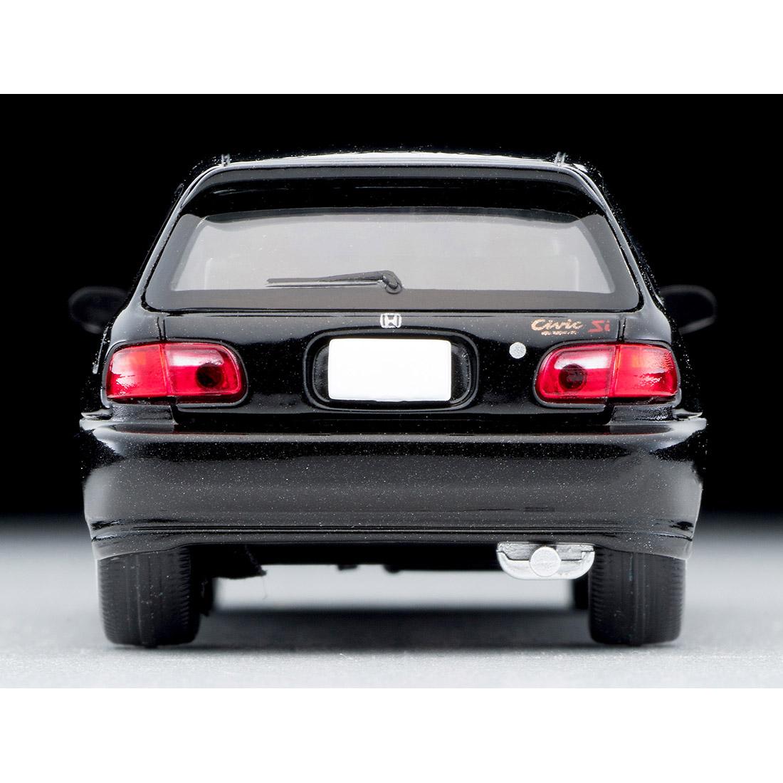 トミカリミテッド ヴィンテージ ネオ TLV-NEO『LV-N210a シルビアHBターボZSE(黒)』1/64 ミニカー-005