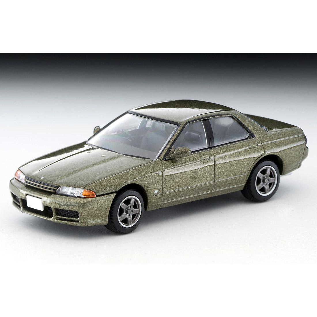 トミカリミテッド ヴィンテージ ネオ TLV-NEO『LV-N213a スカイライン オーテックバージョン』ミニカー-002