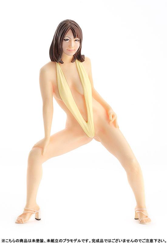PLAMAX Naked Angel『星野ナミ』1/20 プラモデル-001
