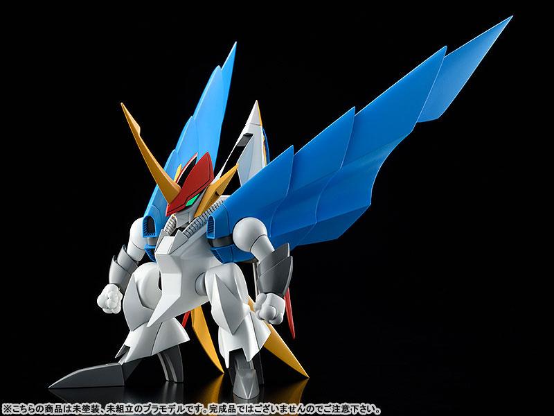 PLAMAX MS-06『空王丸』魔神英雄伝ワタル プラモデル-001