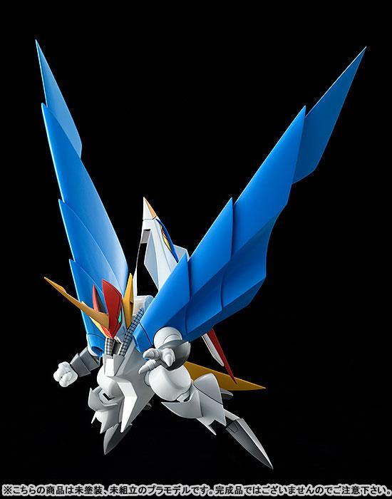 PLAMAX MS-06『空王丸』魔神英雄伝ワタル プラモデル-002