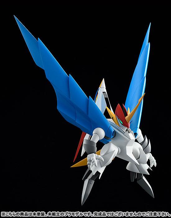 PLAMAX MS-06『空王丸』魔神英雄伝ワタル プラモデル-003