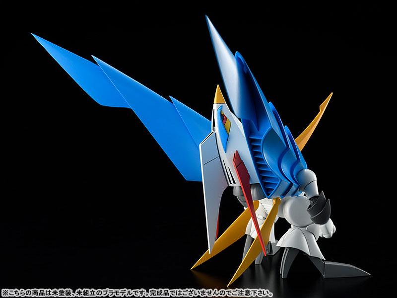 PLAMAX MS-06『空王丸』魔神英雄伝ワタル プラモデル-004