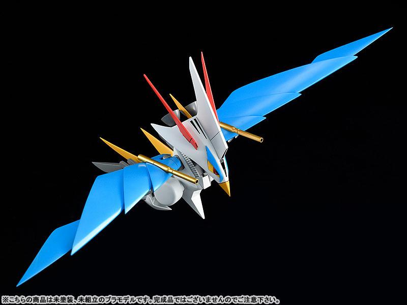 PLAMAX MS-06『空王丸』魔神英雄伝ワタル プラモデル-006