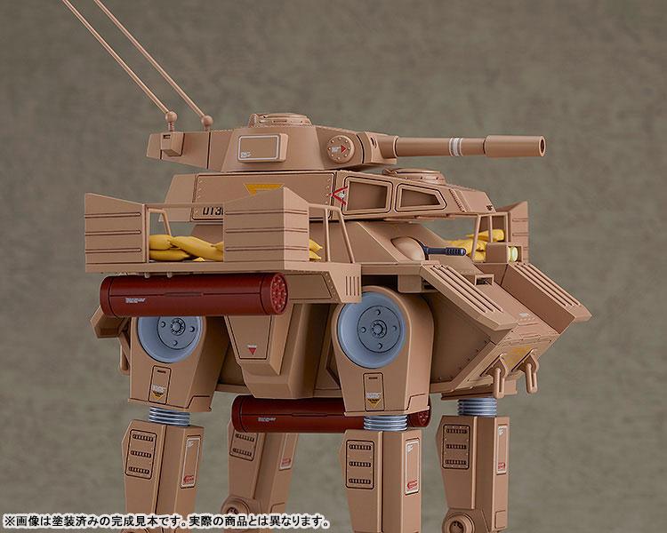 COMBAT ARMORS MAX21『アビテート F44B テキーラガンナー』1/72 プラモデル-004