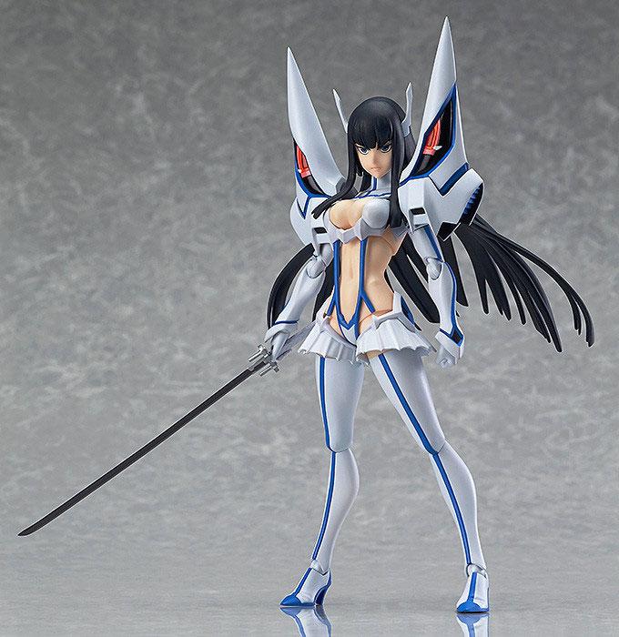 【再販】figma『鬼龍院皐月』キルラキル 可動フィギュア-001