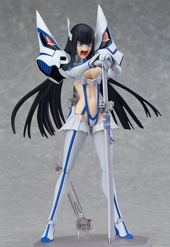 【再販】figma『鬼龍院皐月』キルラキル 可動フィギュア-002