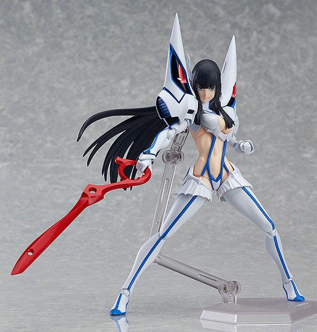 【再販】figma『鬼龍院皐月』キルラキル 可動フィギュア-003