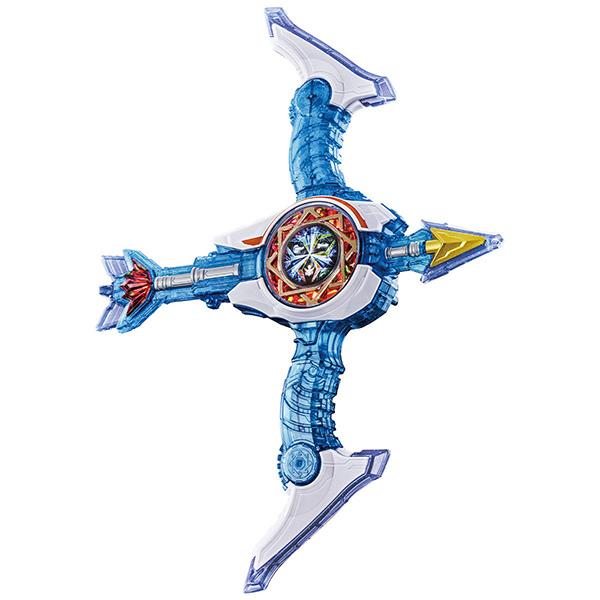 魔進戦隊キラメイジャー『最煌弓 DXキラフルゴーアロー』ゴーキラメイジャー 変身なりきり