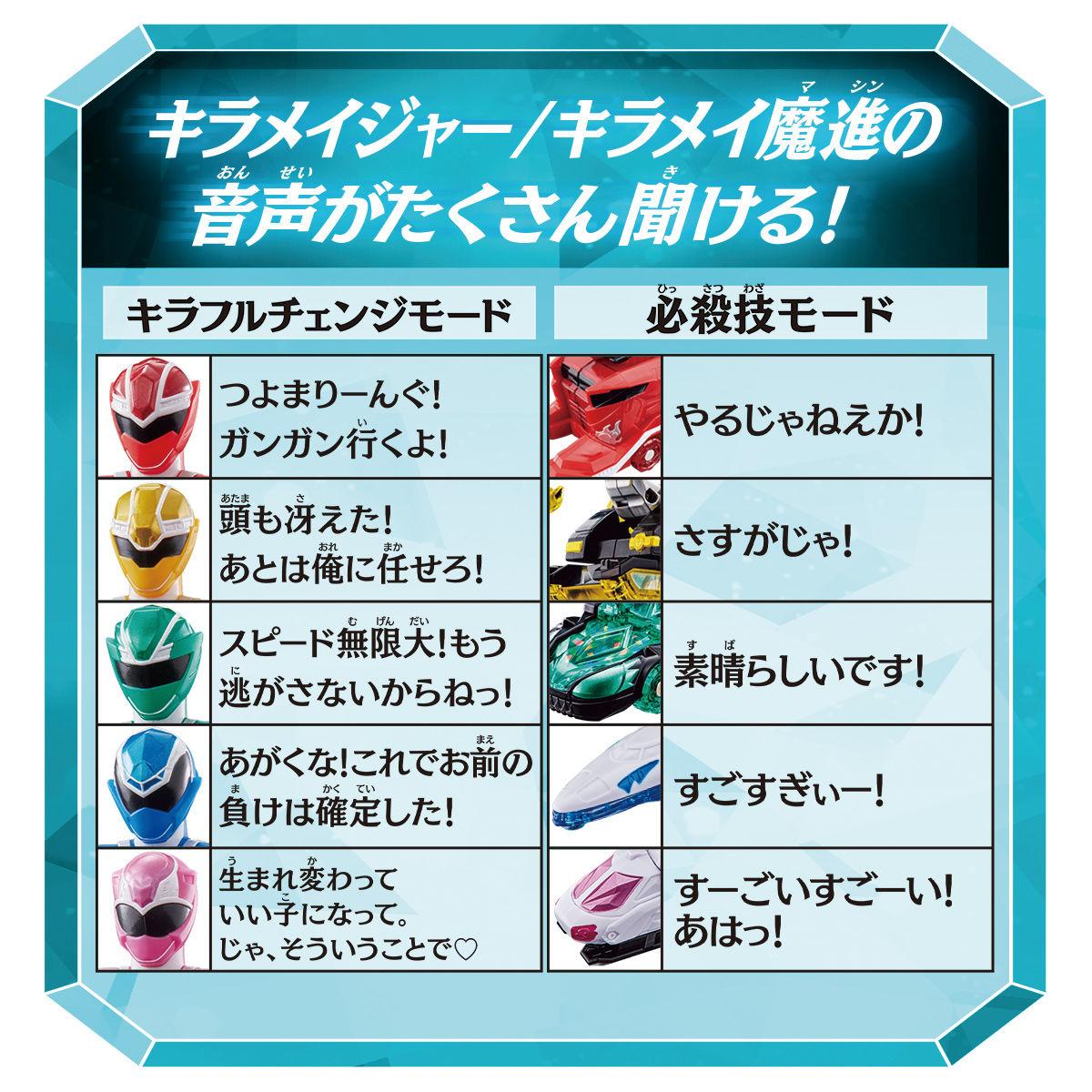 魔進戦隊キラメイジャー『最煌弓 DXキラフルゴーアロー』ゴーキラメイジャー 変身なりきり-005