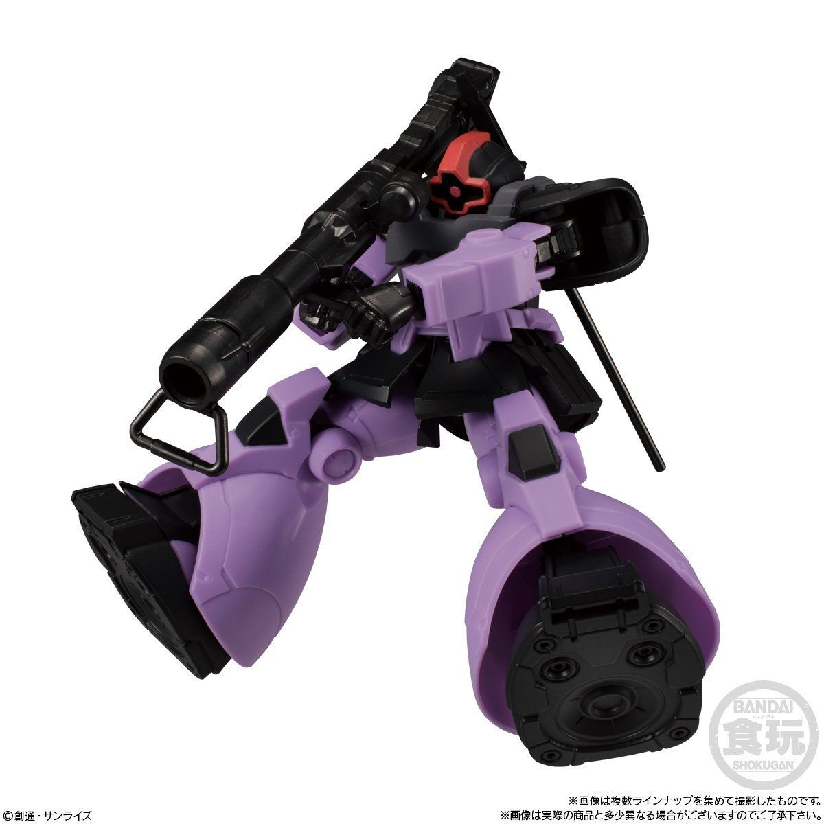 【食玩】機動戦士ガンダム『Gフレーム11』可動フィギュア 10個入りBOX-009