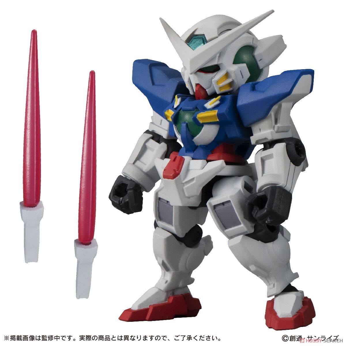 機動戦士ガンダム『MOBILE SUIT ENSEMBLE15』デフォルメ可動フィギュア 10個入りBOX-001