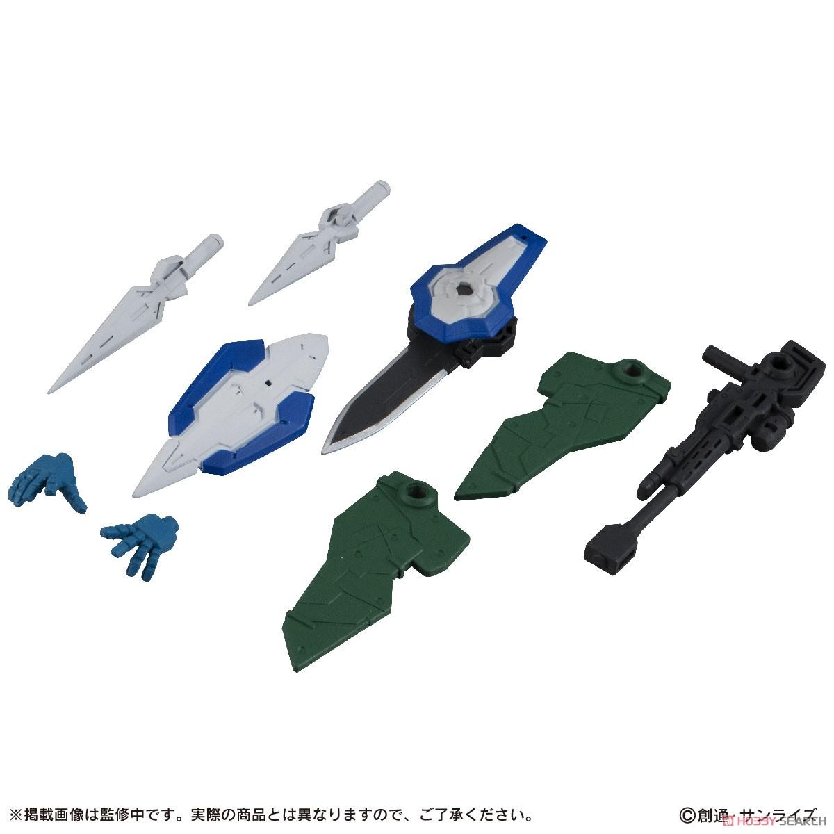 機動戦士ガンダム『MOBILE SUIT ENSEMBLE15』デフォルメフィギュア 10個入りBOX-005