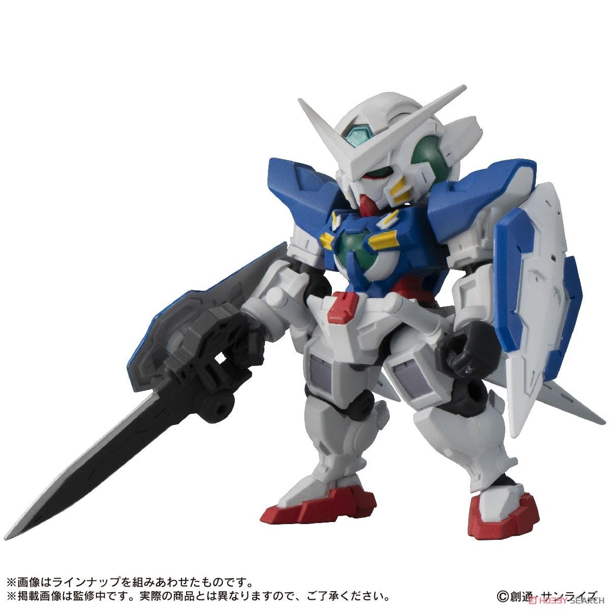 機動戦士ガンダム『MOBILE SUIT ENSEMBLE15』デフォルメフィギュア 10個入りBOX-006