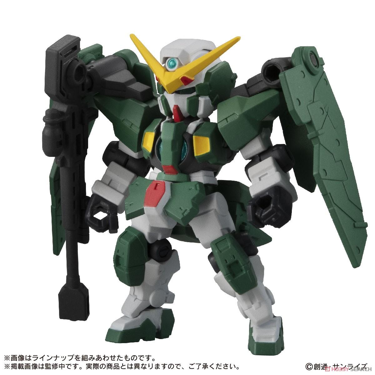 機動戦士ガンダム『MOBILE SUIT ENSEMBLE15』デフォルメフィギュア 10個入りBOX-007