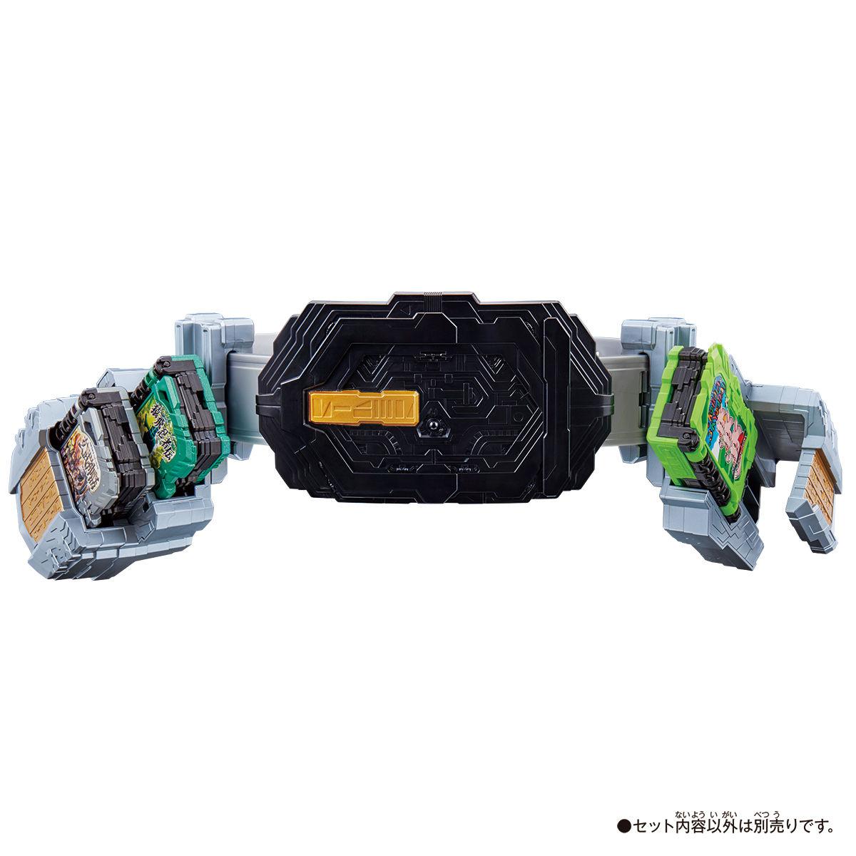 仮面ライダーセイバー『DXソードオブロゴスバックル&こぶた3兄弟ワンダーライドブック』変身なりきり-009