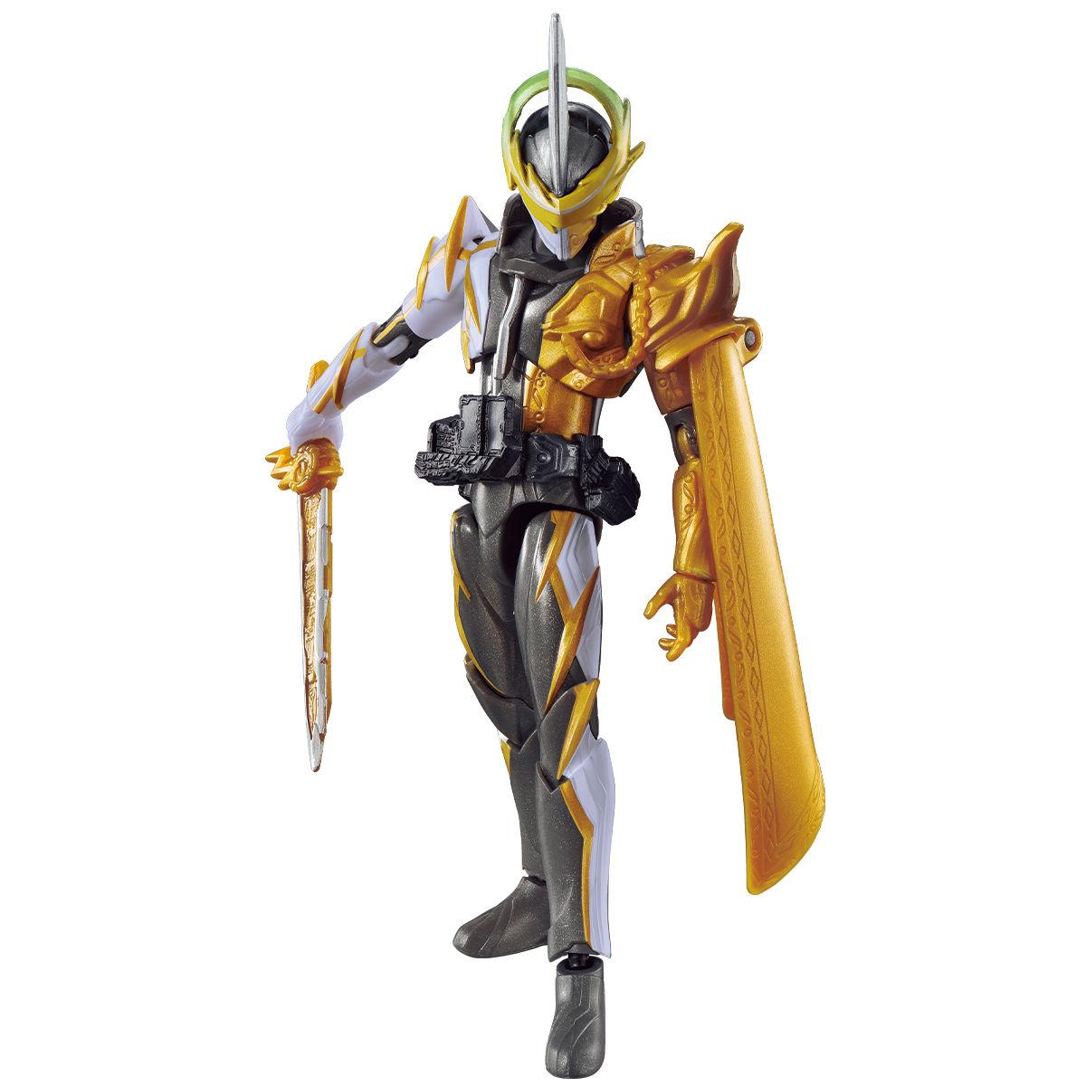 RKF『仮面ライダーエスパーダ ランプドアランジーナ』仮面ライダーセイバー 可動フィギュア-001