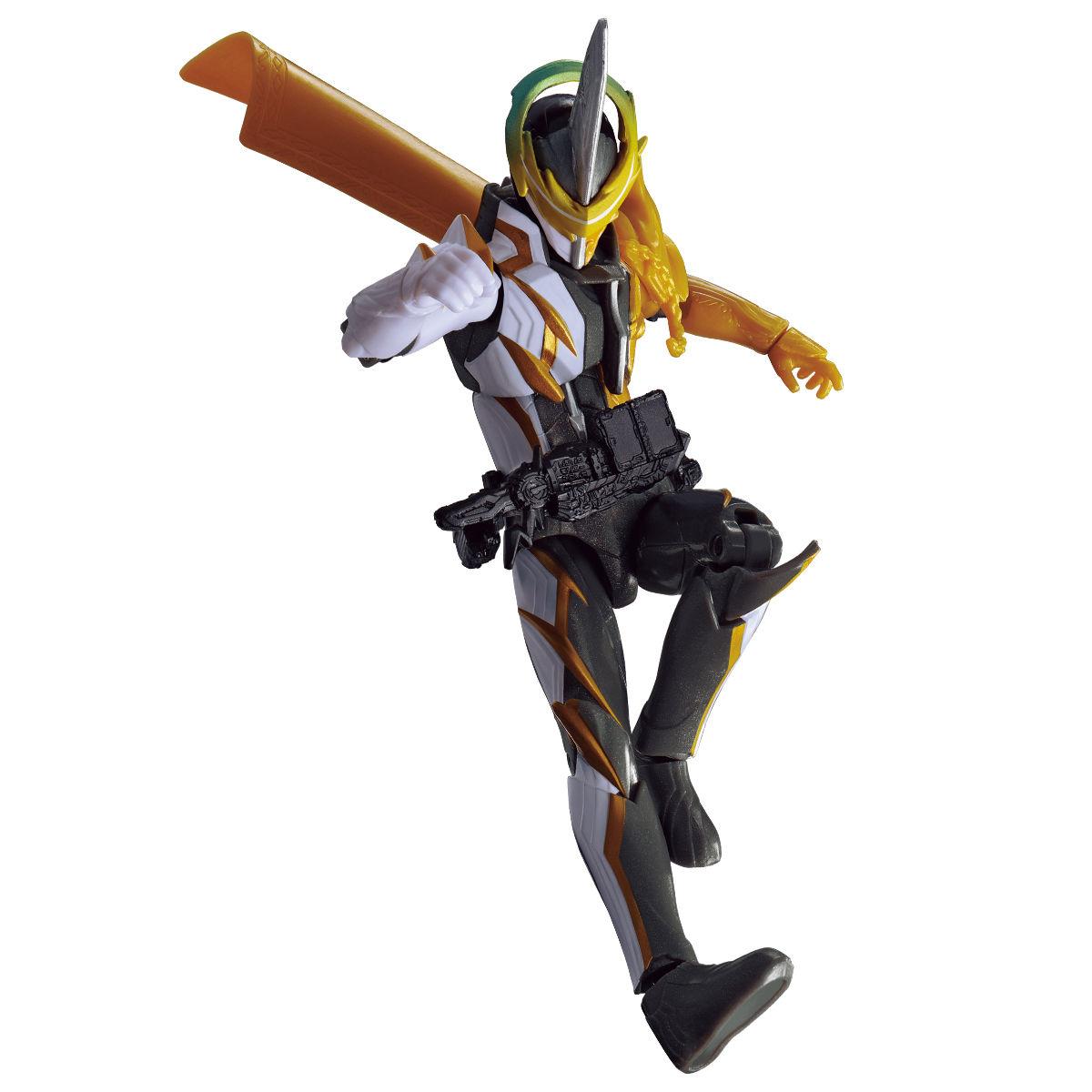 RKF『仮面ライダーエスパーダ ランプドアランジーナ』仮面ライダーセイバー 可動フィギュア-002