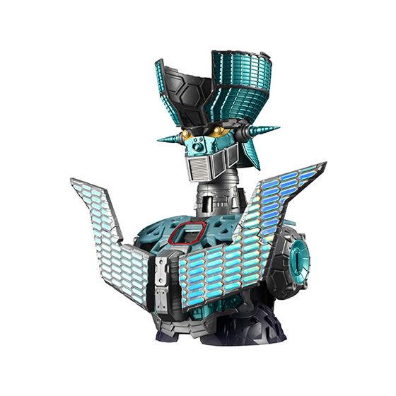 【ガシャポン】インテグレートモデル『マジンガーZ(原作カラーVER.)』組み立てモデル-001