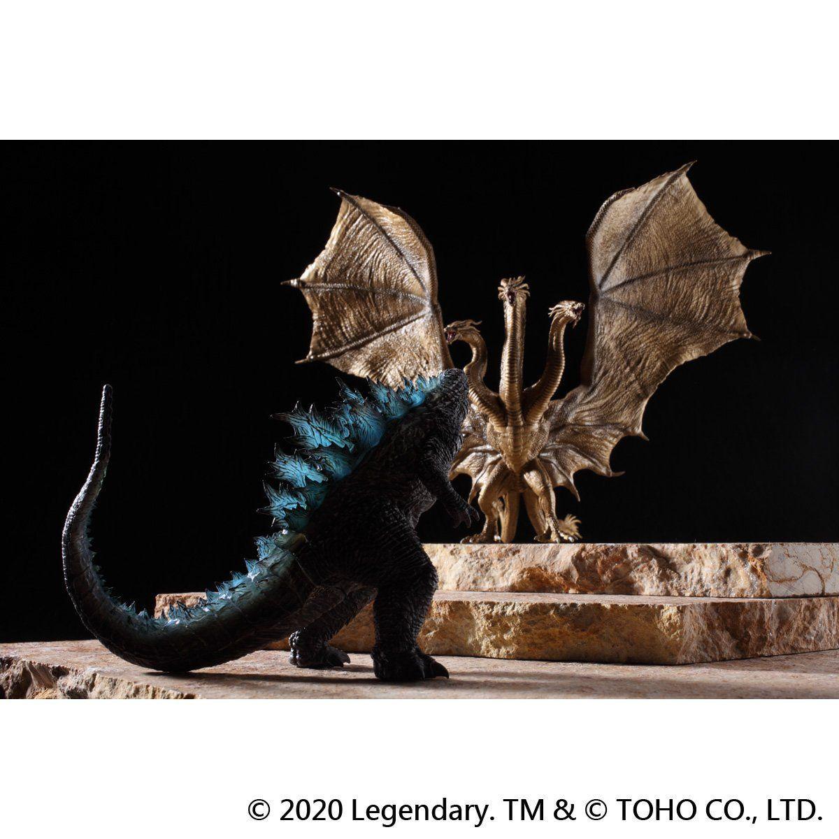 激造シリーズ『GODZILLA(2019)』ゴジラ キング・オブ・モンスターズ BOX-010