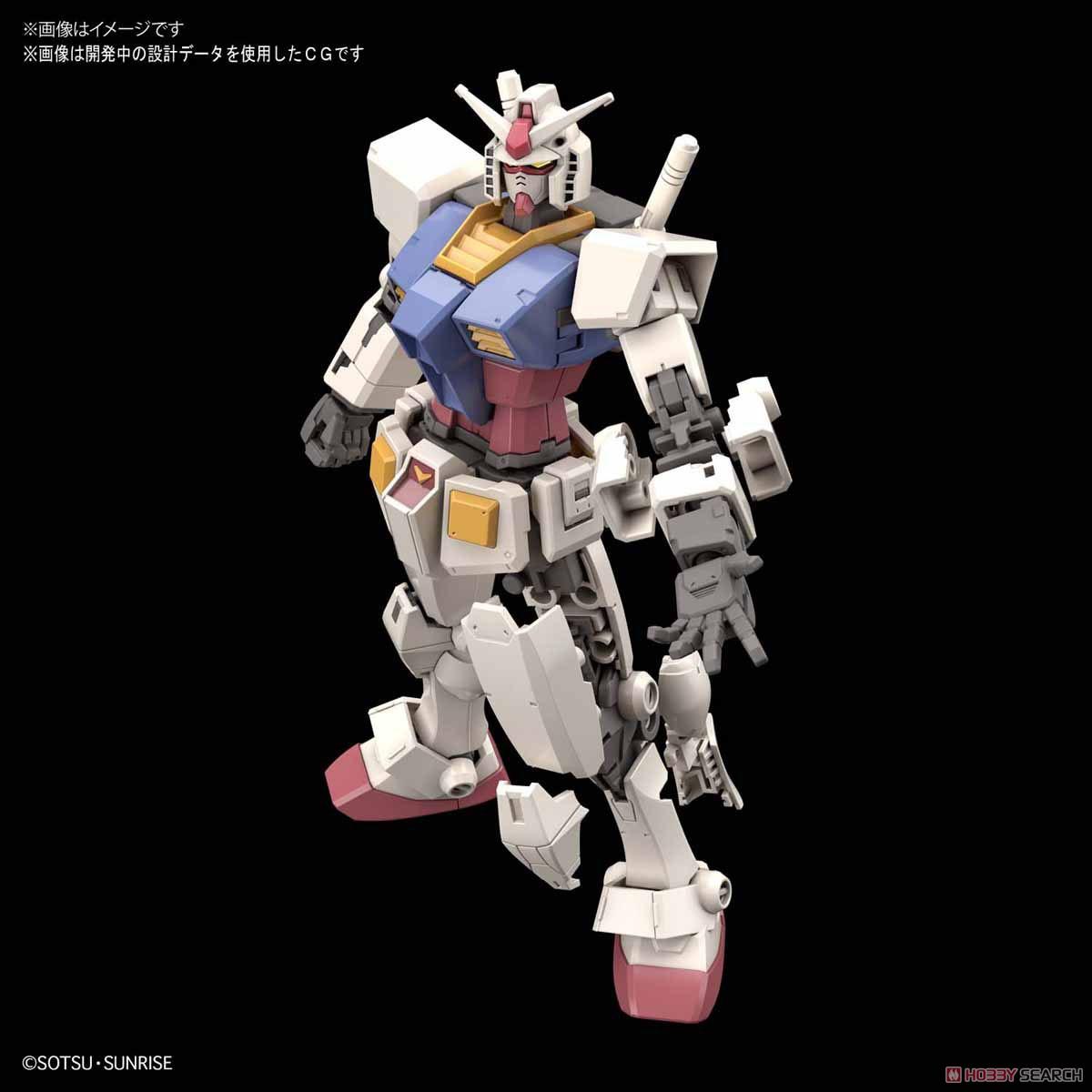 【再販】HG 1/144『RX-78-2 ガンダム[BEYOND GLOBAL]』プラモデル-012