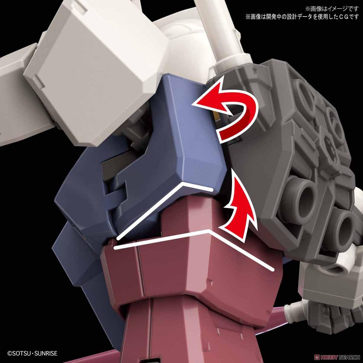 【再販】HG 1/144『RX-78-2 ガンダム[BEYOND GLOBAL]』プラモデル-015
