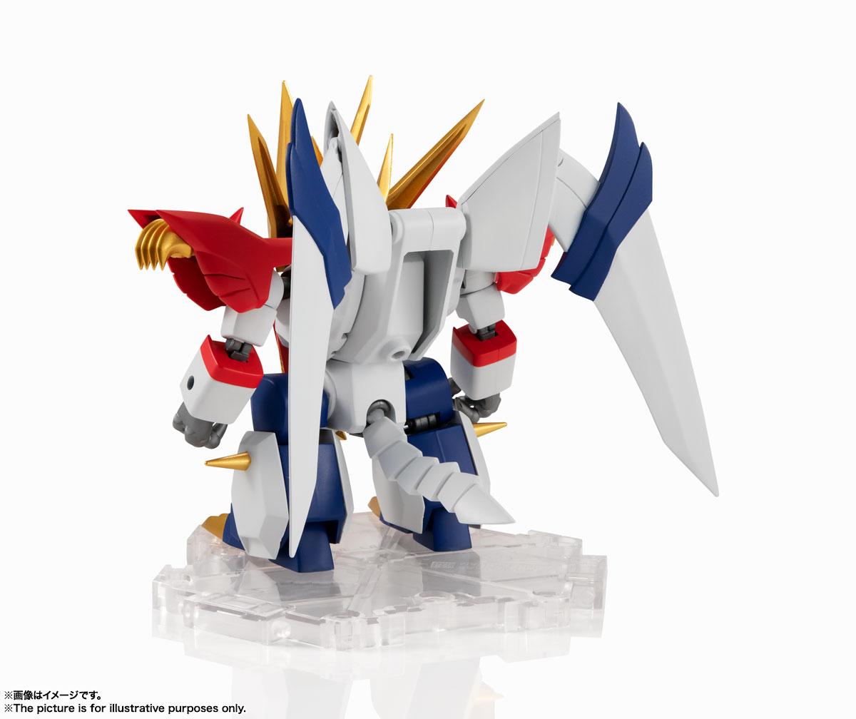 NXEDGE STYLE[MASHIN UNIT]『龍虎丸』魔神英雄伝ワタル 可動フィギュア-002