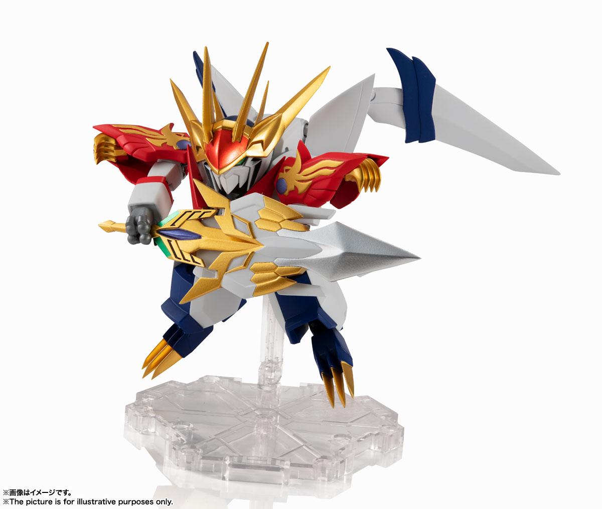 NXEDGE STYLE[MASHIN UNIT]『龍虎丸』魔神英雄伝ワタル 可動フィギュア-004